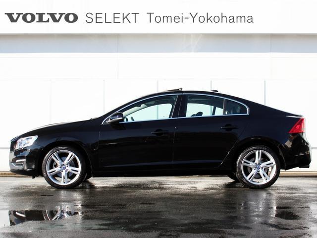 社内使用車両:2018年S60最終モデル『T3 CLASSIC』が入荷致しました。New Car販売価格¥4,540,000-