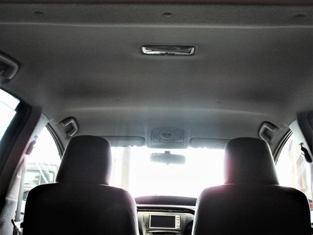 禁煙車なので気になる天井も大変綺麗です◎室内は嫌なタバコ臭・動物臭も無く状態OK♪
