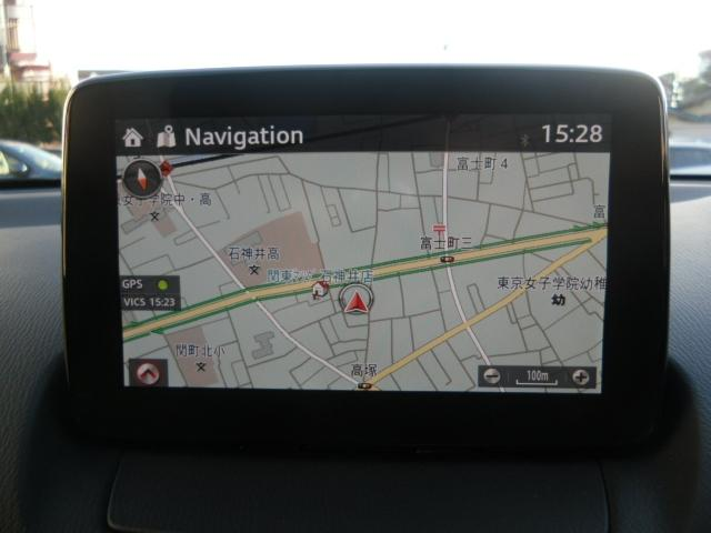 マツダ デミオ 1.5 XD ツーリング Lパッケージ 4WD ナビ GVC