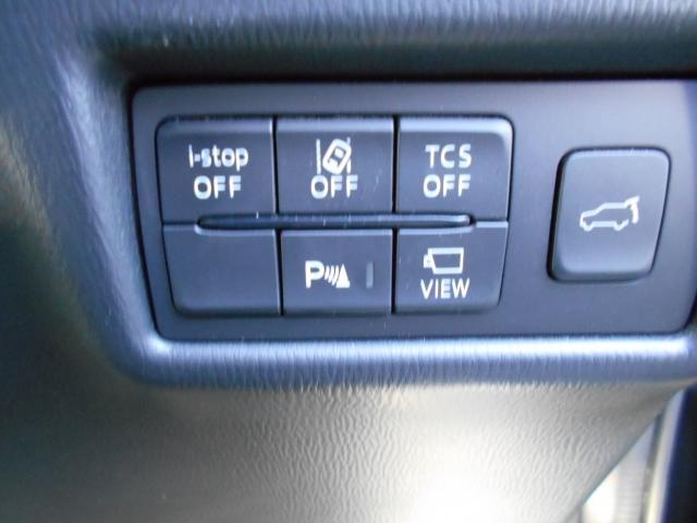 TCS(トラクションコントロールシステム)やBSM(隣車線上の側・後方からの車両接近を通知)、LDWS(車線逸脱警報システム)で安全運転をサポート!