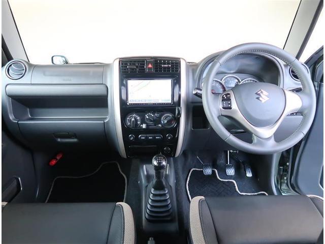 ランドベンチャー 社外ナビ 5速マニュアル 4WD フルセグTV シートヒーター(2枚目)