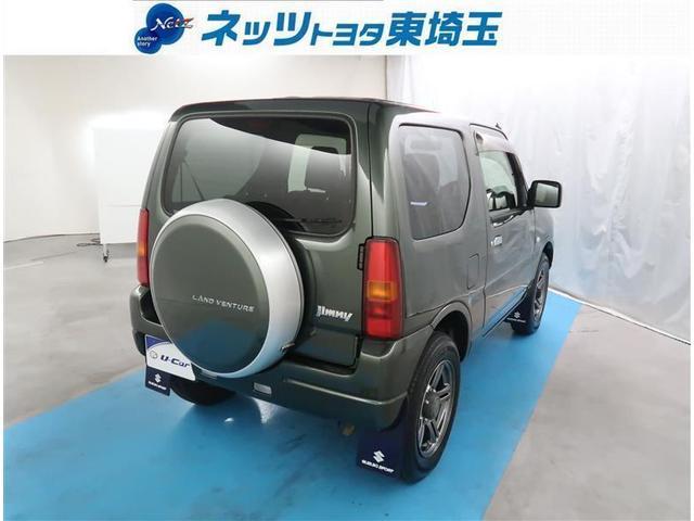 ランドベンチャー 社外ナビ 5速マニュアル 4WD フルセグTV シートヒーター(7枚目)