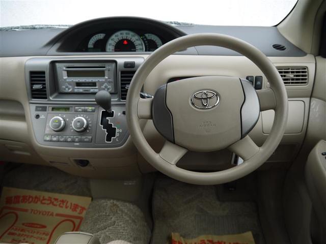 トヨタ ラウム Gパッケージ  ワンオーナー  オートA/C キーレス