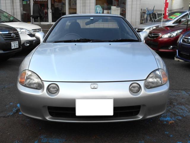 「ホンダ」「CR-Xデルソル」「クーペ」「神奈川県」の中古車2
