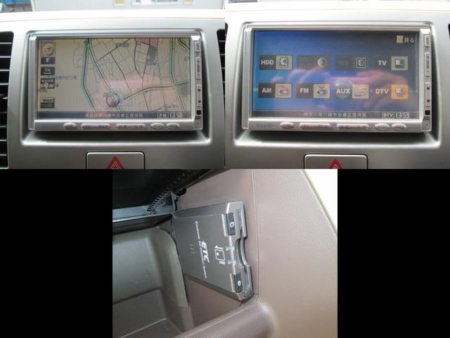 スズキ MRワゴン X HDDナビ地デジETCキ-フリ-HID