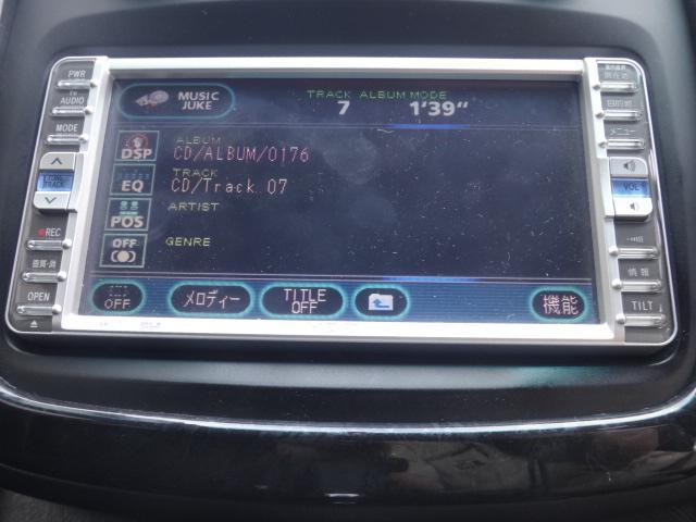 トヨタ クルーガーV SFOURサンルーフ7人乗HDナビカメラETCHID1オナ