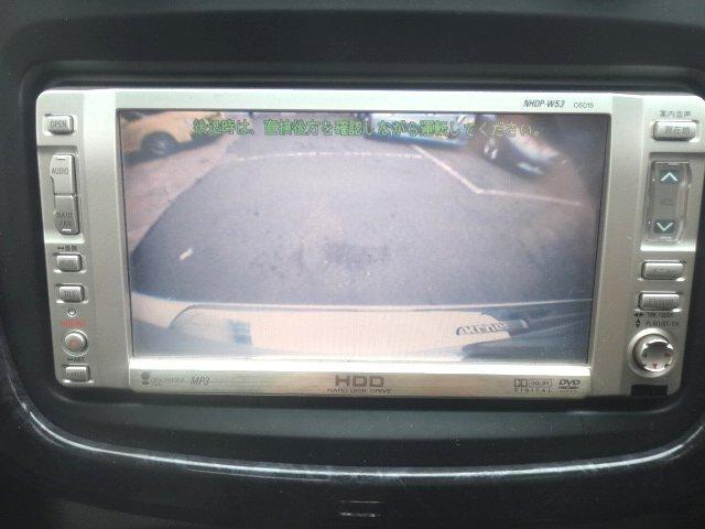 車庫入れラクラクバックカメラ!