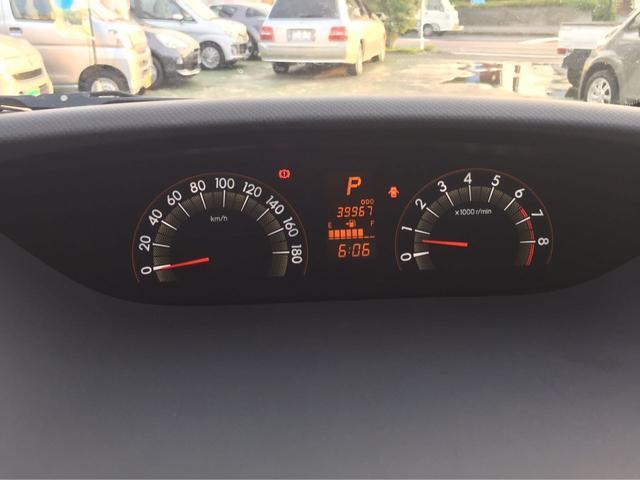 トヨタ ラクティス G 後期モデル ナビゲーション キーレス 濃色ガラス