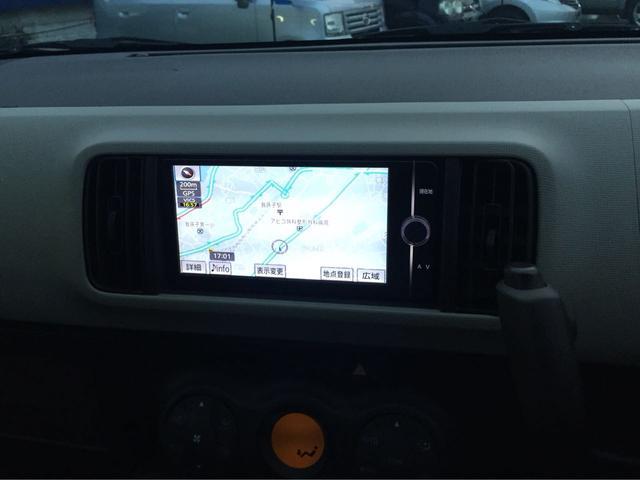 フルセグ、Bluetooth付、純正ナビゲーションです!