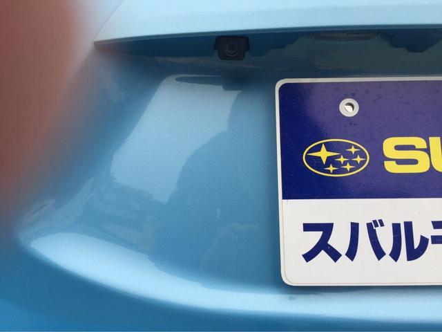 駐車時便利なバックカメラ付きです!