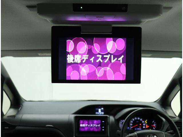 ☆後席モニター付です。長距離ドライブの際のお子様対策にもバッチリですね!
