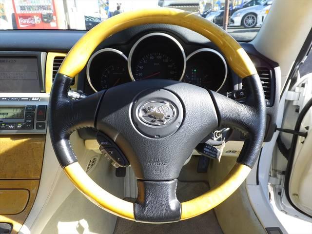 トヨタ ソアラ 430SCV 本革Pシート車高調20AWクルーズCエアロ