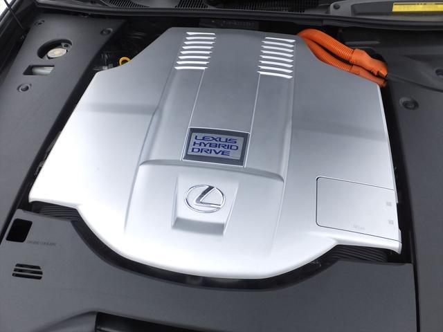 レクサス LS LS600h Iパケ ナビ地デジBモニタ黒革エアSハンドルH