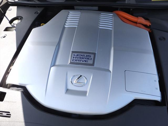 レクサス LS LS600h Iパケ ナビBモニタ本革エアSプリクラッシュS