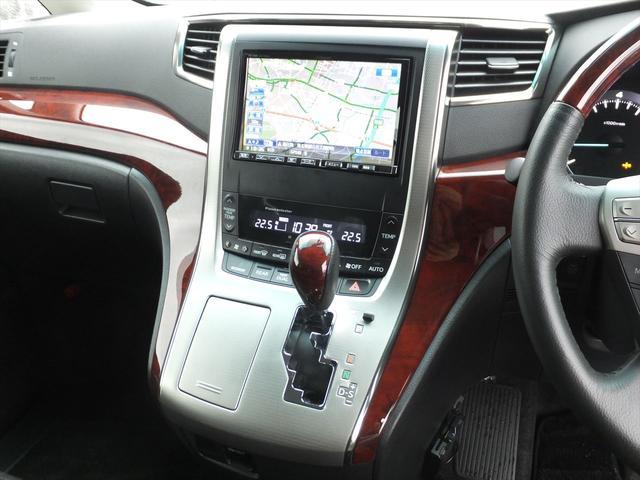 トヨタ アルファード 350S Cパケ ナビ地デジBモニタWSR両側自動ドア1オナ