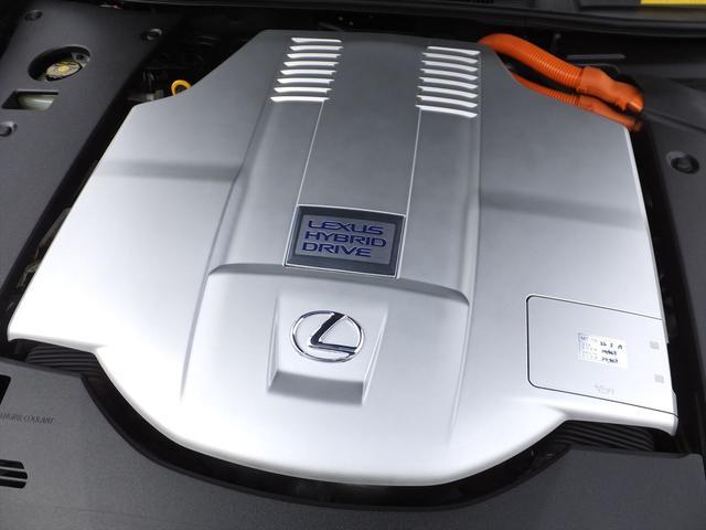 レクサス LS LS600h VerS-I ナビ地デジBモニタSR白革エアS