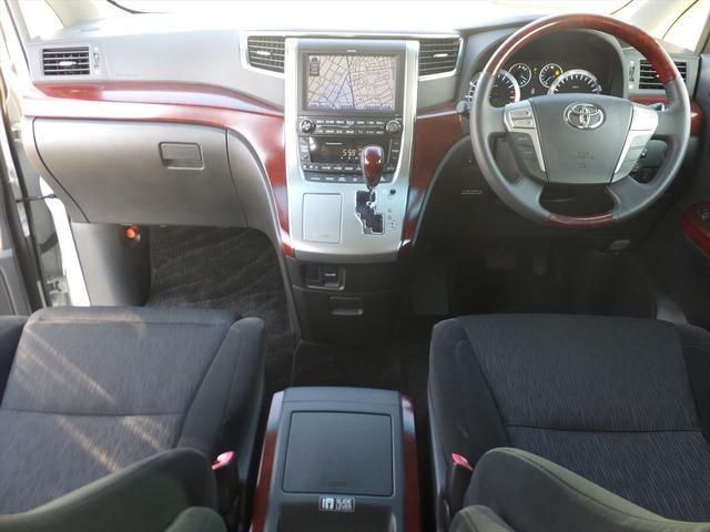 トヨタ アルファード 350S Cパケ ナビ地デジBモニタ両側自動ドアPBドア