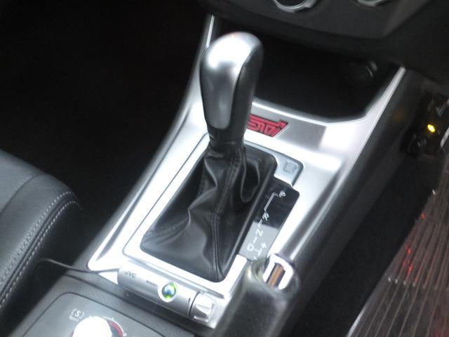 スバル インプレッサ WRX STI Aライン ナビ地デジBカメ黒革シートHマフラ