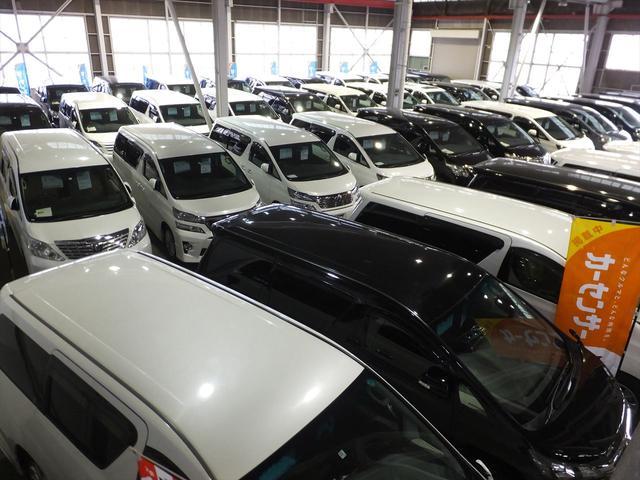 常時200台以上の大型展示場には良品質な車種だけを多数取り揃えております! 最新入庫状況等は当社ホームページ http://k-5star.com にて!