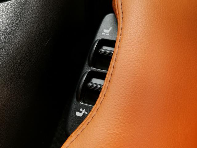バージョンT BOSEサウンドHDDナビSBカメラ地デジ橙半革電動SシートHプッシュSパドルシフトHIDライト純正18AW(18枚目)