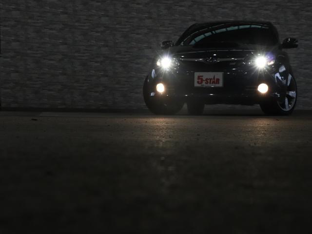 WRX STI Aライン イクリプスナビBカメラ地デジ黒半革バケットシート電動シートETCプッシュSクルコンHIDオートライト純正AWタワーバー(7枚目)