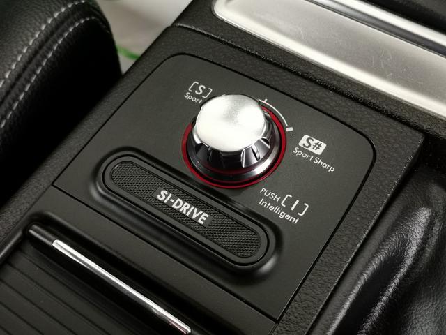 WRX STI Aライン イクリプスナビBカメラ地デジ黒半革バケットシート電動シートETCプッシュSクルコンHIDオートライト純正AWタワーバー(16枚目)