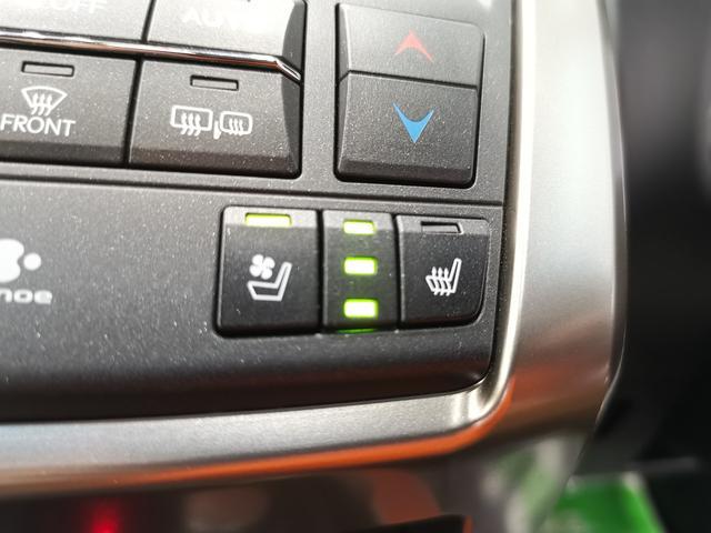 レクサスの名に相応しい本革エアシート!シートヒーターがあれば冬は暖かく、シートエアコンで夏は涼しく快適にドライブ可能です♪