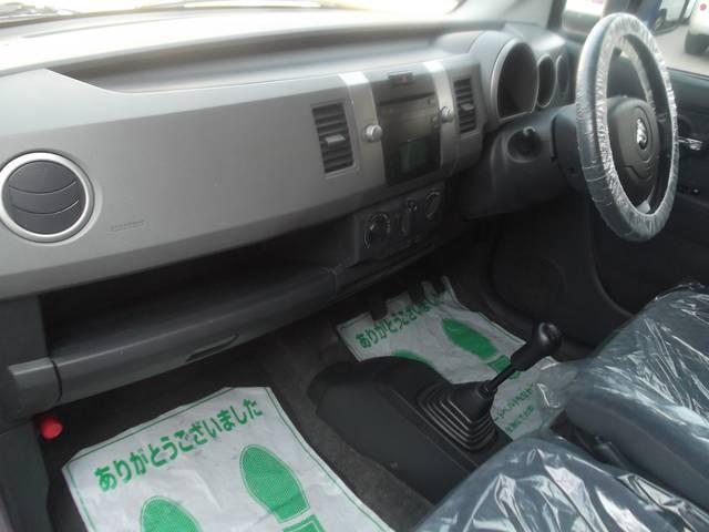 スズキ ワゴンR FX CDコンポ 5速マニュアル