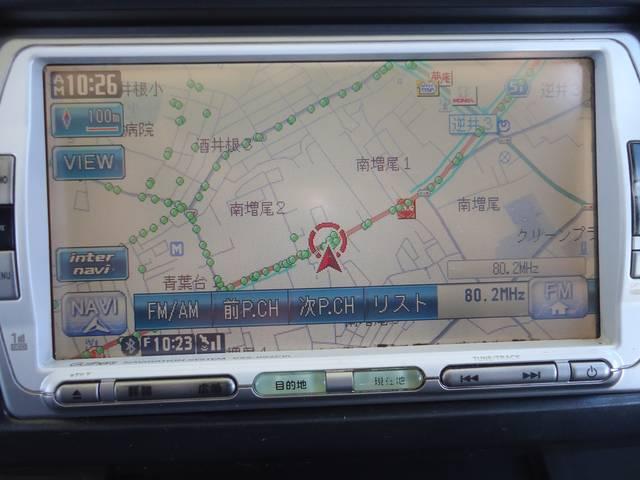 ホンダ フリード G Lパケ HDD TVフリップダウンモニター 電動スライド