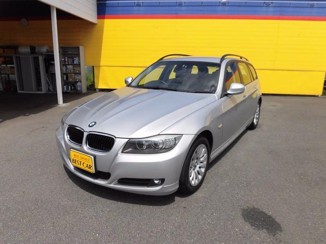 BMW BMW 320iツーリング 後期LCIモデル 純正HDDナビ HID