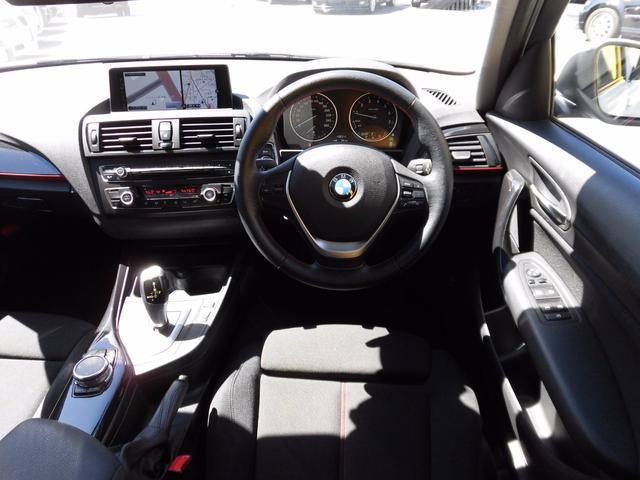 BMW BMW 116i スポーツ 純正HDDナビ HID ETC