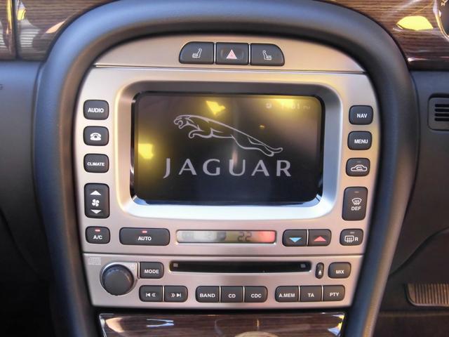 ジャガー ジャガー Xタイプ 2.0 エグゼクティブ 最終型 純正AW 純正ナビ