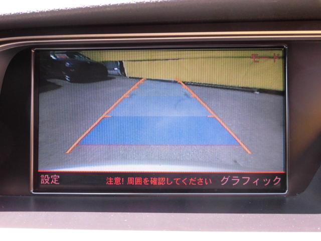 アウディ アウディ A4アバント 1.8TFSI 純正ナビ バックカメラ HIDライト