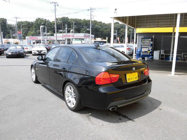 BMW BMW 320i Mスポーツパッケージ LCIモデル 純正ナビTV