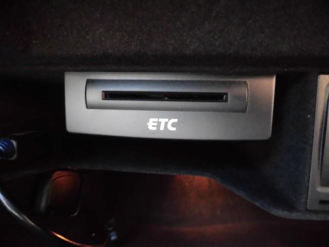 ETC装備で高速でお出かけも楽々!!