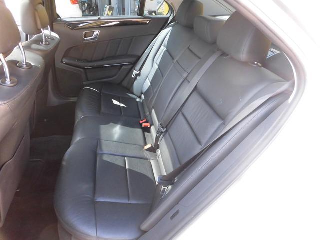E350 アバンギャルド サンルーフ 黒革シート HDDナビ(11枚目)