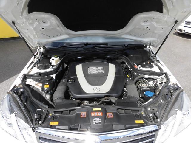 E350 アバンギャルド サンルーフ 黒革シート HDDナビ(20枚目)