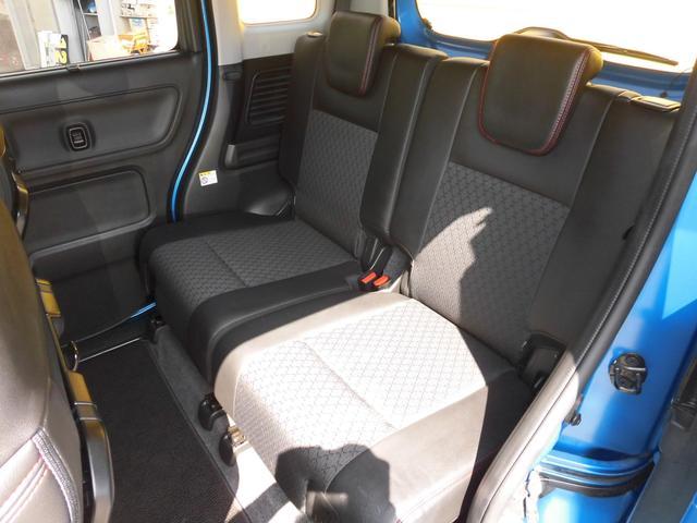 ハイブリッドXS 両側自動ドア ハーフレザーシート シートヒーター(11枚目)