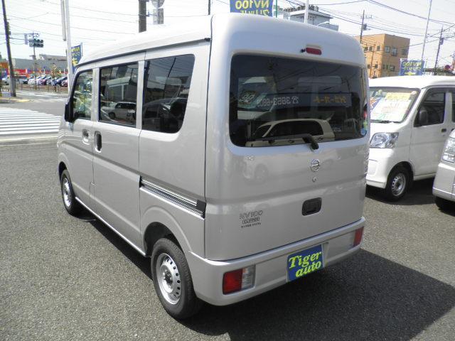 DX ハイルーフ プライバシーガラス キーレス 2nd発進(7枚目)