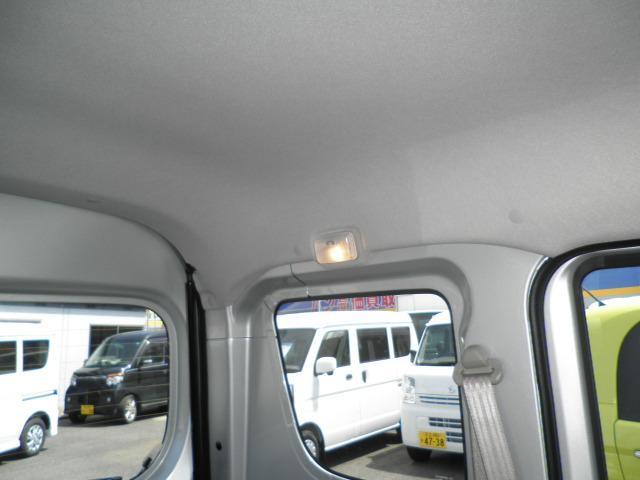 DX ハイルーフ プライバシーガラス キーレス 2nd発進(12枚目)