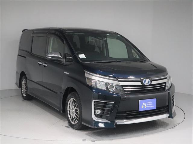 「トヨタ」「ヴォクシー」「ミニバン・ワンボックス」「神奈川県」の中古車10