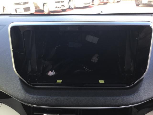 オーディオレス車のためナビ等取り付け希望の場合は、ご相談下さい。
