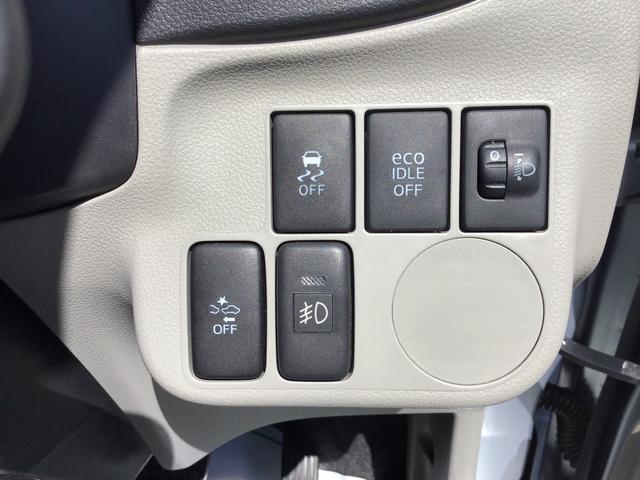 X SA CDオーディオ 衝突被害軽減システム キーレス アイドリングストップ 電動ドアミラー(10枚目)