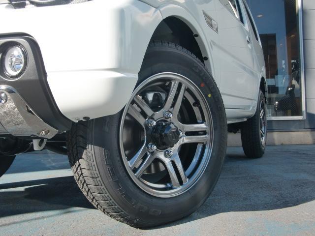 スズキ ジムニー ランドベンチャー MT 4WD 未使用車
