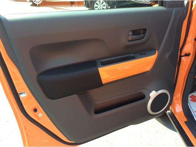 スズキ ハスラー G レーダーブレーキサポート スマートキー 未使用車