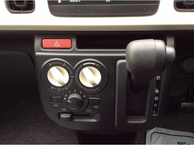 スズキ アルト L アイドリングストップ キーレス 未使用車