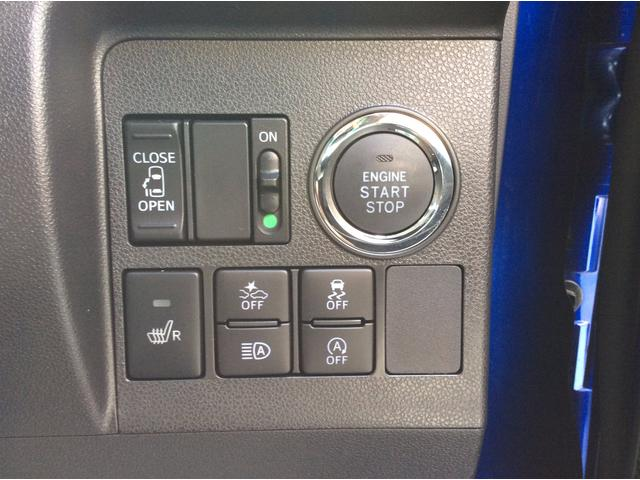 ダイハツ タント カスタムX トップEDSAIII 電動ドア 登録済未使用車