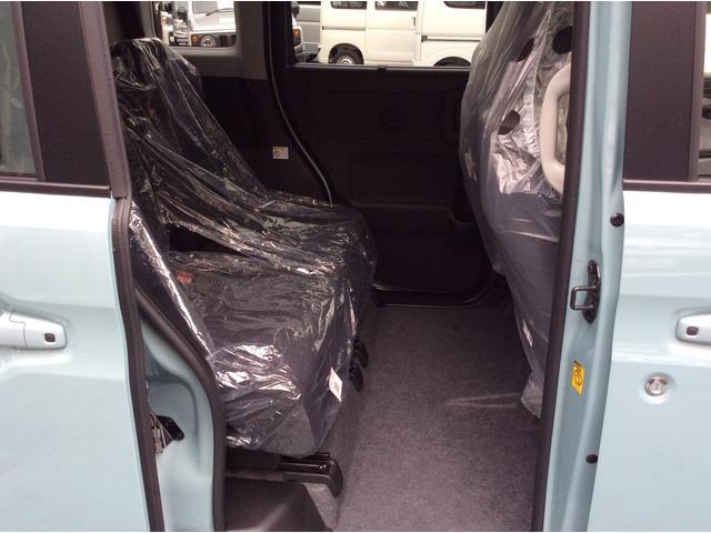 ハイブリッドX 両側電動スライドドア 届出済未使用車(12枚目)