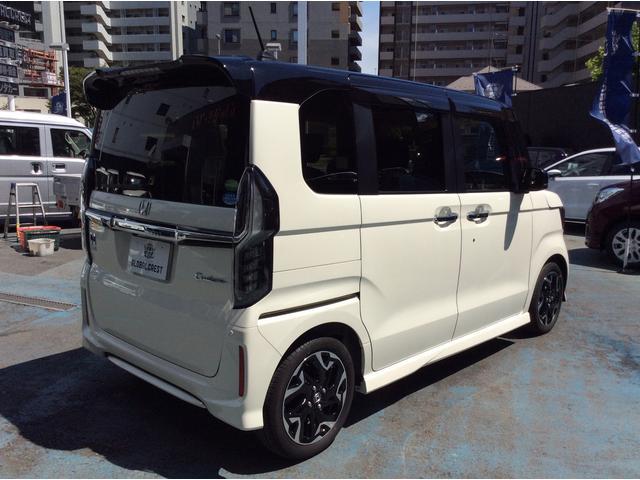 「ホンダ」「N-BOXカスタム」「コンパクトカー」「神奈川県」の中古車5