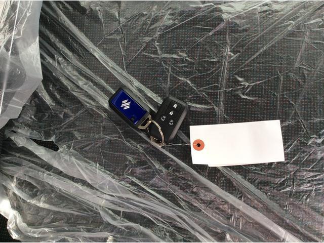ハイブリッドX 両側電動スライドドア スマートキー 衝突軽減装置 届出済未使用車(11枚目)